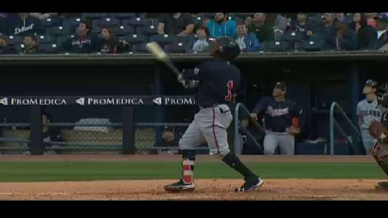 319be254a93a Unselfish Acuna leads next wave of Braves