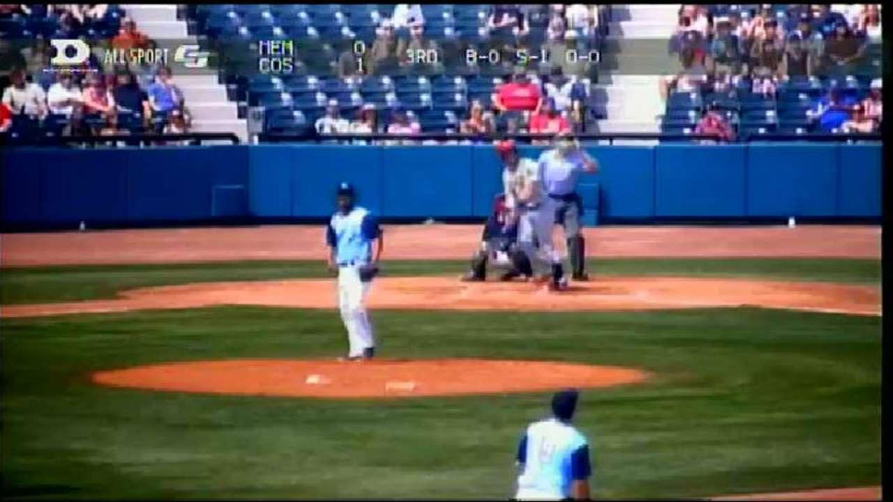 Alan Garcia Baseball