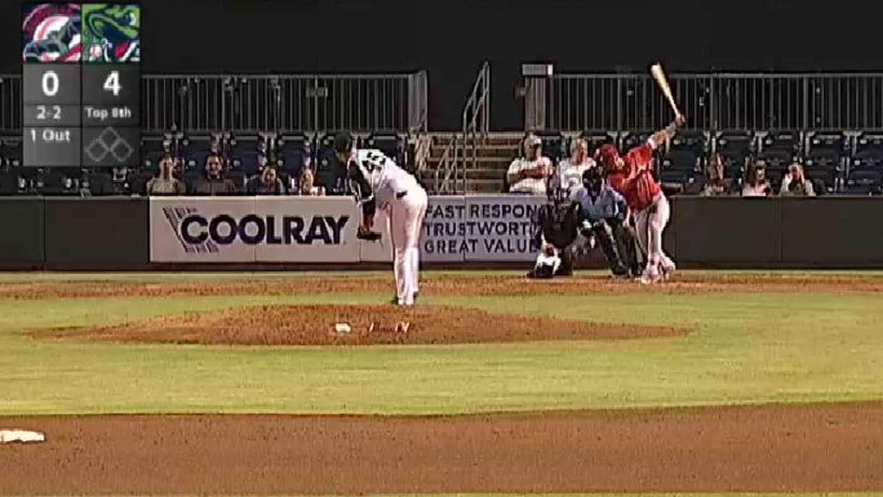d77674181 Braves promote Wilson for MLB debut