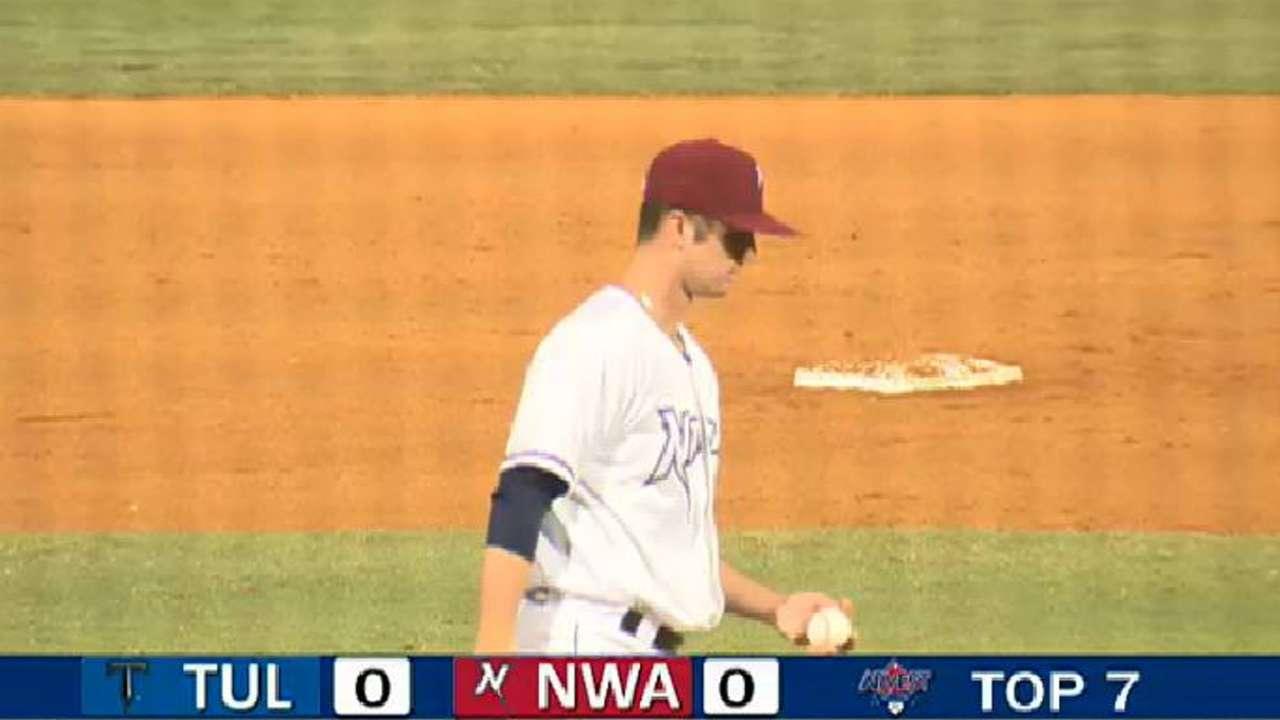 Griffin's eighth strikeout | Senators